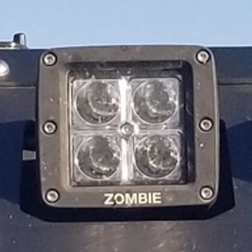 Quality LED off road lighting from Zombie Lighting.