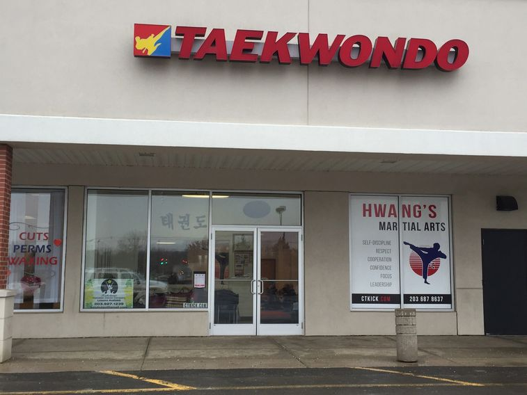 We currently operate out of Hwang's TaeKwonDo studio owned by Joe Brown