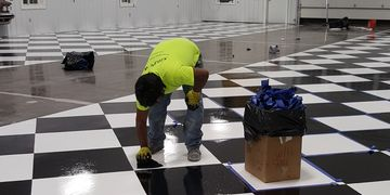 Do-It-Yourself Flooring Systems & Equipment Rentals