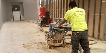 Surface Preparation & Coating Removals