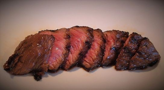 Ostrich Strip Steak
