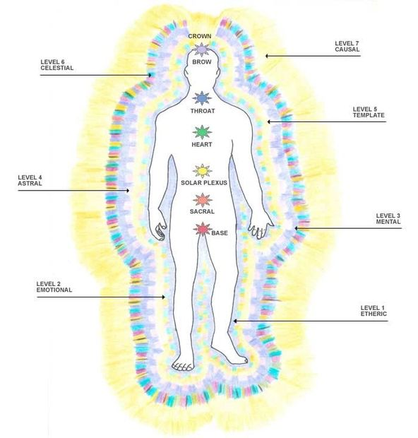aura intuitive reading, astral body, emotional body, causal body, mental body, etheric body
