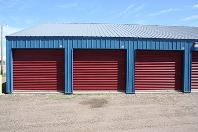 Your belongings will remain safe in our Sioux Falls storage units.