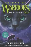 New Warriros book at the Paxton library