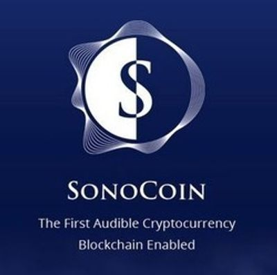 SonoCoin The first Audible Cryptocurrency Blockchain Enabled has partnered with CryptGo! Energy.