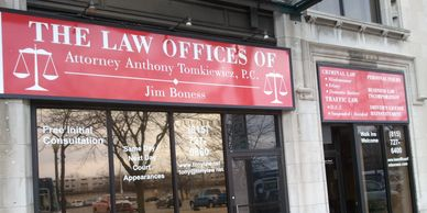 Criminal Defense Attorney Law Office