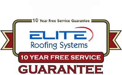 We warranty our work a full 10 years Roofing Evansville to Owensboro