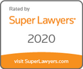 Super Lawyers is a rating service of lawyers through peer recognition and professional achievement.