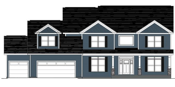 To be built in the Radisson Community in Baldwinsville. 3008 sq. ft. 4 beds|3.5 baths|3 car garage
