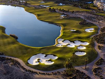 Mar Menor Golf Resort, Murcia, Spain.
