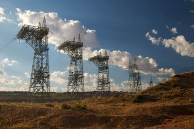 Department of Energy project investigated the use large volumes of data on the electric grid.