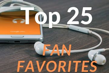 Top 25 Fan Favorites
