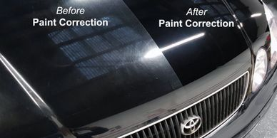 Paint correction, paint protection film, PPF, ceramic coating, detailing.