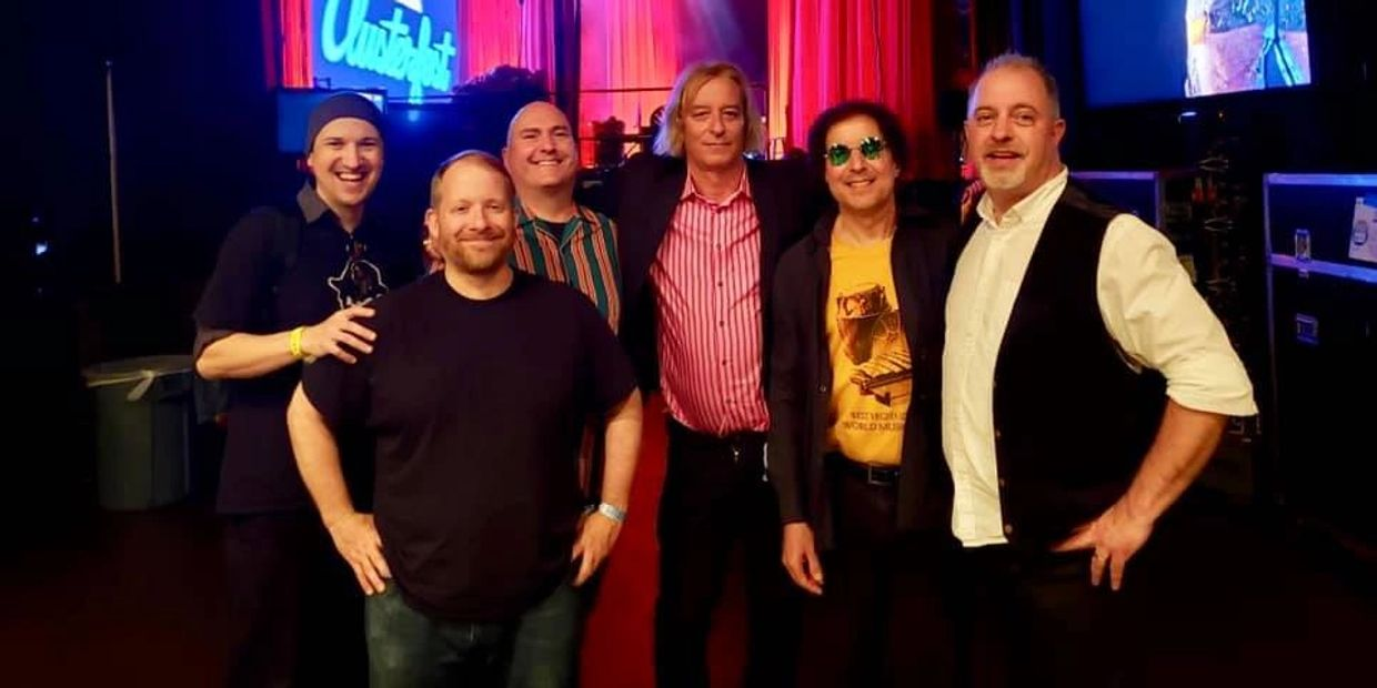R.E.M.'s Peter Buck joins us at Clusterfest in San Francisco