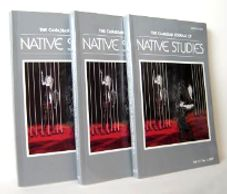 Canadian Journal of Native Studies cover art, Vol.27, No.1, 2007