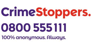 An independent charity that gives people the power to speak up to stop crime 100% anonymously.