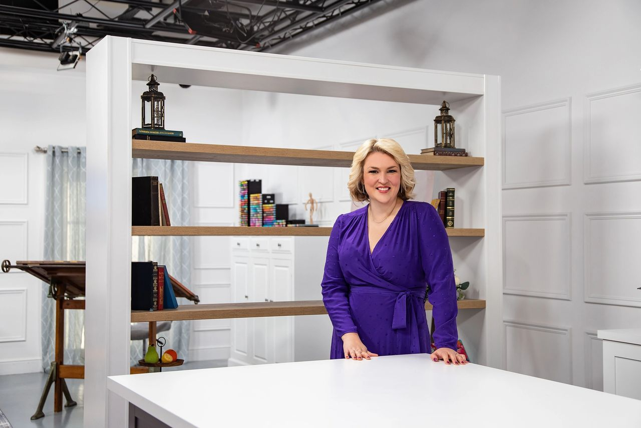 Meet the Successful Founder: Sara Davies MBE  Founder of Crafter's Companion.  BBC Dragons Den