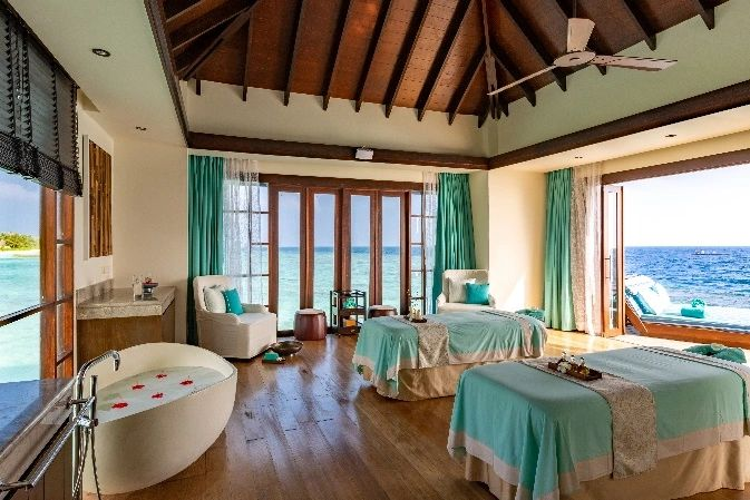 Wellness Retreats with New Spa Brand at The Ozen Collection