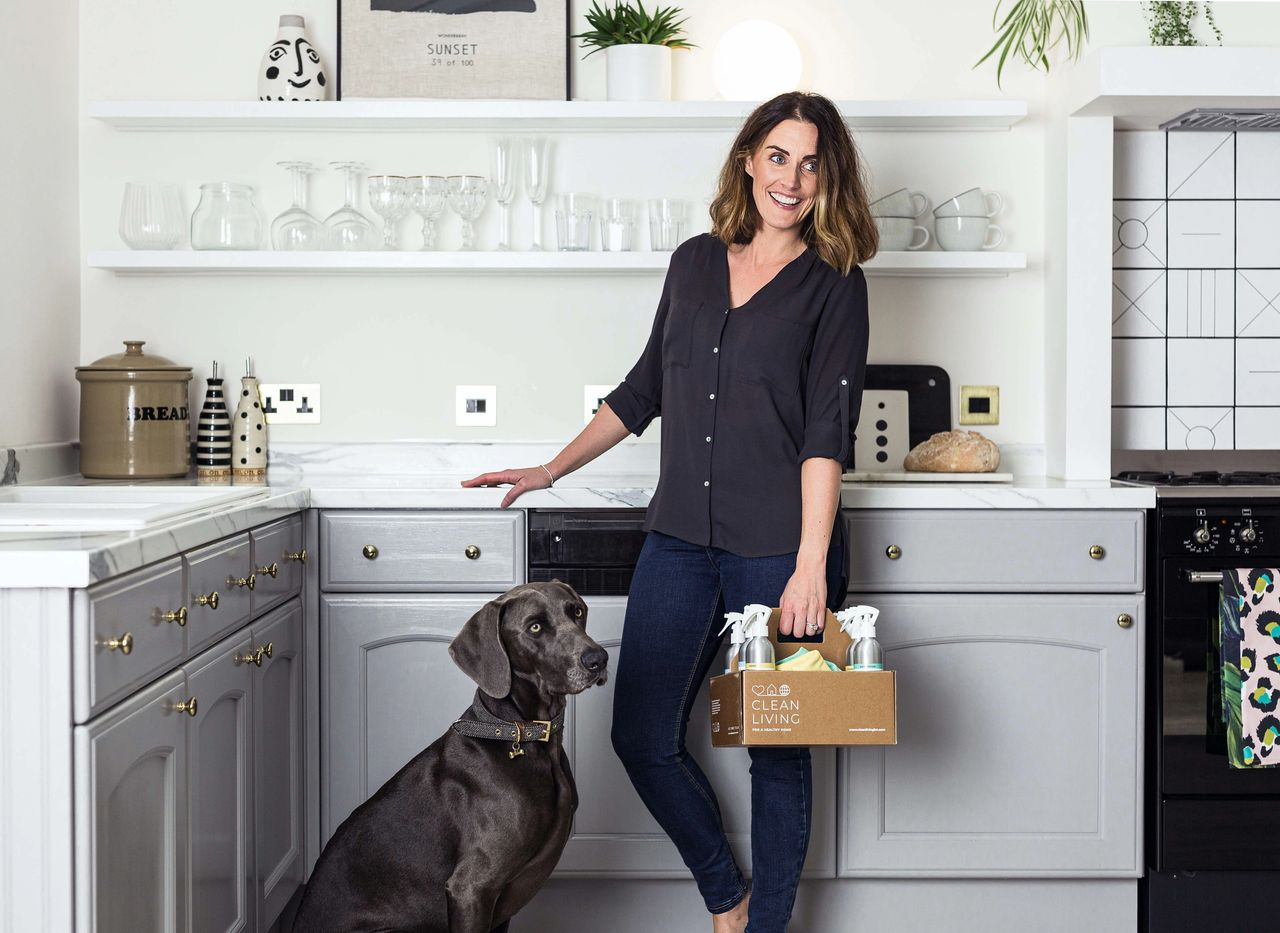 Meet the Successful Founder - Helen Bee of Clean Living