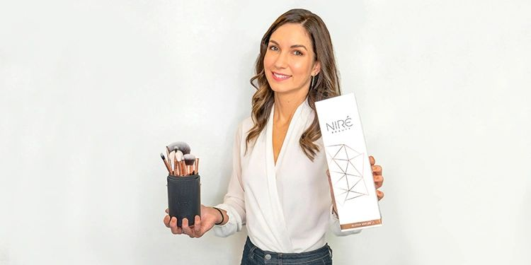 Erin Graybill  Founder and CEO of Niré Beauty