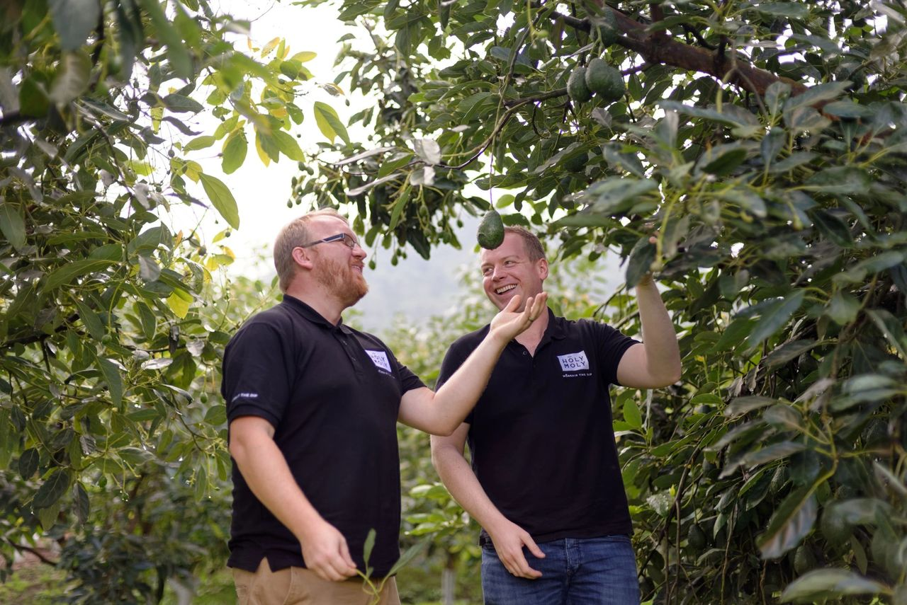 Meet the Successful Founder: Tom Walker & Gaz Booth of Holy Moly Dips