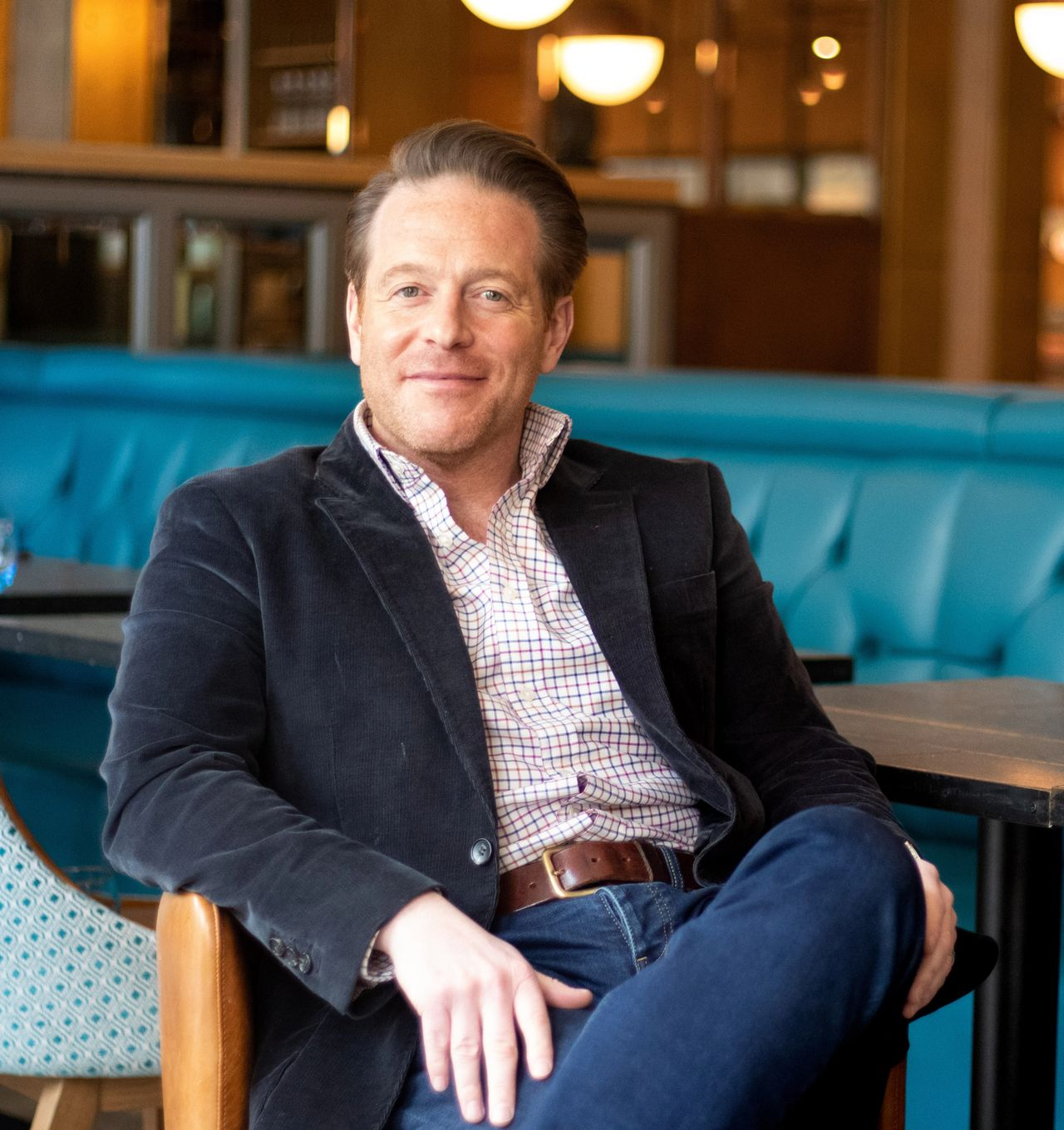 Toby Lewis, CEO of Live Group