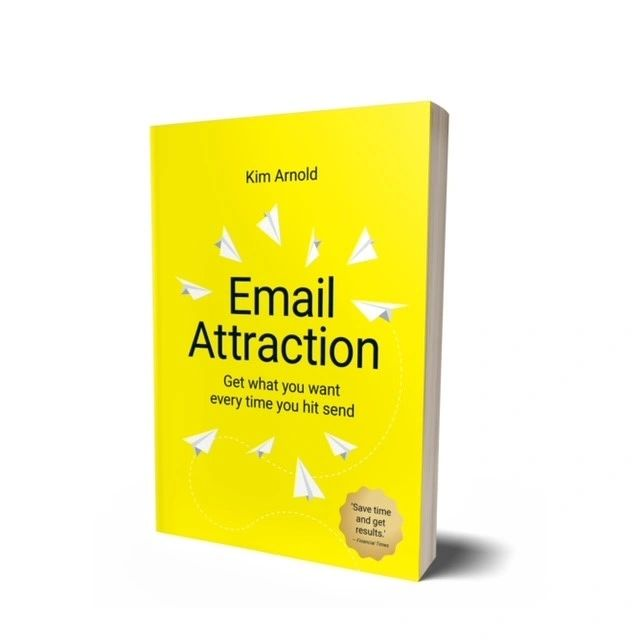 Email Attraction Book by Kim Arnold