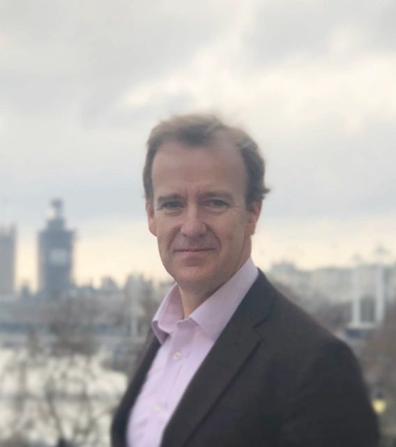 Oliver Woolley is CEO and co-founder of Envestors