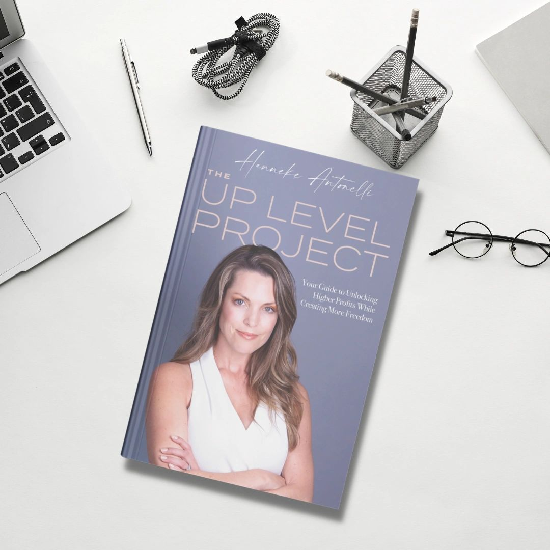 The Up Level Project by Hanneke Antonelli