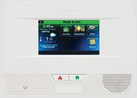 Honeywell LYNX Touch 5210 Security System
