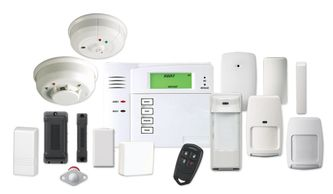Security Alarm Detection Devices