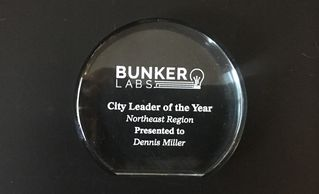 City Leader of the Year