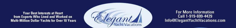 Elegant Yacht Vacations