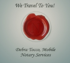 Debra Tocco, Notary Public State of Florida