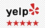 Yelp 5 star business