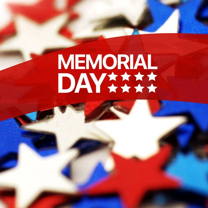 We will he open Memorial Day Monday from 11am-4pm