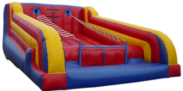 Inflatable Jacob's ladder game for rent Virginia, north Carolina Jacob's ladder game rentals