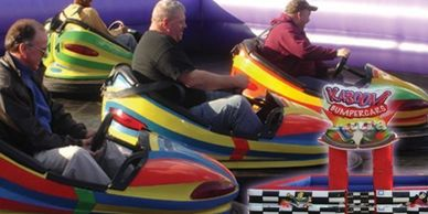 Kaboom bumper cars rent near Greensboro NC  / carnival bumper cars for rent near North Carolina