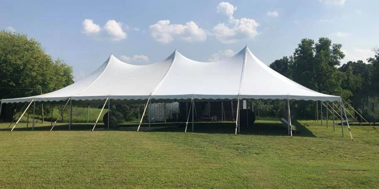 Party Tent for Rent Danville VA | Wedding Tent Danville VA | Martinsville VA Tent Rental | Tents NC