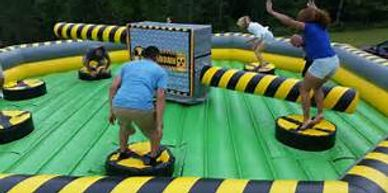 meltdown game for rent Virginia | meltdown game for rent North Carolina (NC) wipe out game Roanoke