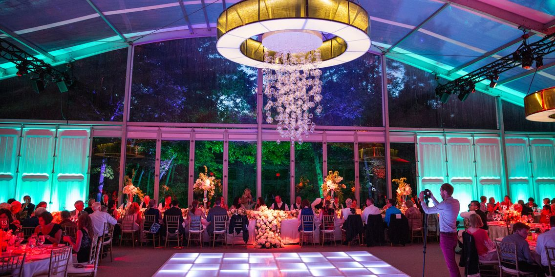 LED Dance Floor, Up Lighting,  Wedding, Pin Spotting, Centerpiece Lighting