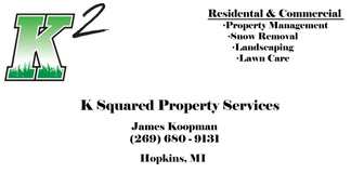 K Squared Property Services
