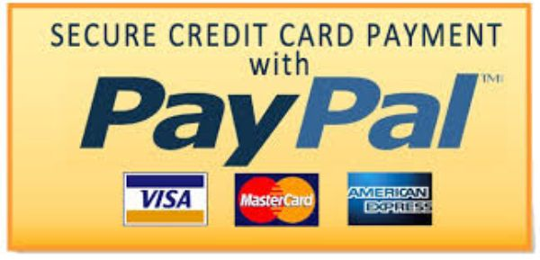 Pay Securely With PayPal PayPal Link