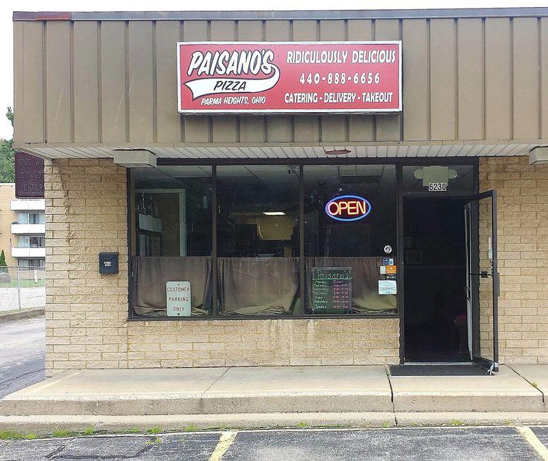 Paisanos Near Me >> Paisanos Pizza Parma Heights Ohio