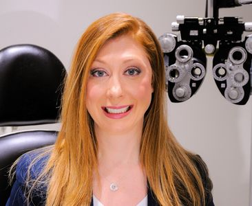 Dr. Carmen Recksiedler Doctor of Optometry at the Manitoba Clinic in Winnipeg