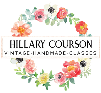 Hillary Courson at Home