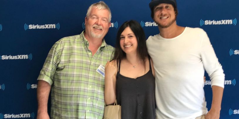 Trilli on the Todd Shapiro Show SiriusXM