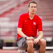 Distance Coach for the U of H; Head Cross Country; author of Science of Running