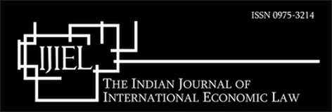 Indian Journal of International Economic Law