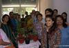 Kitchen gardening workshop conducted at our office